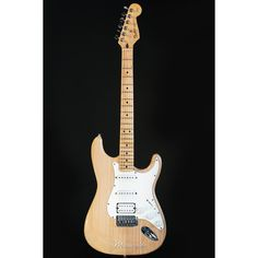 Fender American Traditional Stratocaster Natural MN  lessonator.com