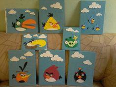 cadernos eva angry birds