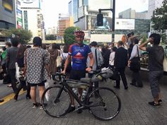 Mission Accomplished! Blackmore Cycles Japan for Dolphins