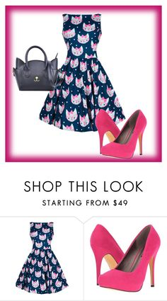 """-"" by nihada-niky ❤ liked on Polyvore featuring Michael Antonio"