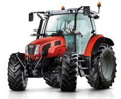 Same Virtus 120 Tractor
