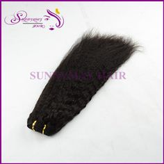 Kinky Straight Virgin Hair http://www.aliexpress.com/store/product/Sunnymay-hair-extensions-grade-5a-fast-shipping-unprocessed-100-brazilian-virgin-hair-kinky-straight-weave-weft/634109_1535633221.html