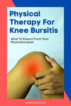 The truth is that most cases of knee bursitis resolve on their own. But, physical therapy for knee bursitis can help you heal faster. Not to mention, avoid recurring episodes.We, physical therapists, combine passive and active treatments. This helps you recover from your knee bursitis as fast as possible. Group Fitness, Wellness Fitness, Fitness Tips, Fitness Motivation, Healthy Mind And Body, How To Stay Healthy, Bursitis Knee, Workout Meal Plan, Knee Pain Relief