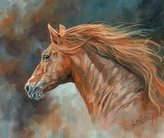 Wild Stallion by David Stribbling