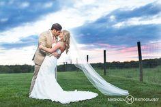 Rosehill Plantation wedding featuring a Stella York wedding dress