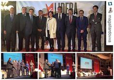 #Repost @magallardovva  En la segunda edición de los Premios Empresariales Lidera de la Cámara De Comercio Badajoz donde ha sido nombrado Atanasio Naranjo de Tany Nature S. A. el mejor empresario extremeño del año. Mi más sincera enhorabuena!