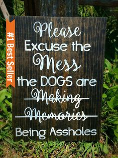 51 awesome funny dog signs images funny dog signs funny dogs dog rh pinterest com