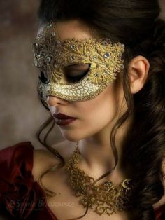 The Masquerade Party~ Yennefer Cosplay, Masquerade Wedding, Masquerade Masks, Mascarade Mask, Masquerade Ball Party, Venice Mask, Mask Girl, Beautiful Mask, Beautiful Life