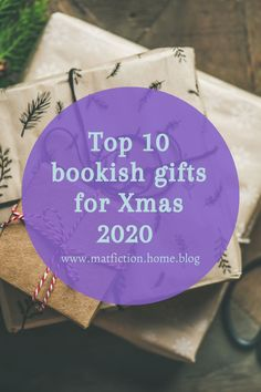 Come and check out my top 10 list of bookish gifts for Christmas this year! Christmas Gifts, Xmas, Tableware, Check, Top, Xmas Gifts, Christmas Presents, Dinnerware, Christmas