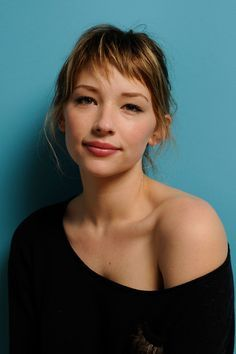 haley bennet shrot bangs - Google Search