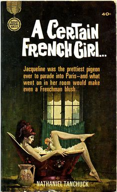 A Certain French Girl by Nathaniel Tanchuck