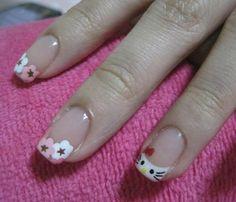 Like the flower tips