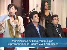 Municipalidad de Lima continúa con promoción de la Cultura Viva Comunitaria