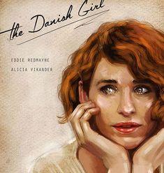 The Danish Girl Artworks