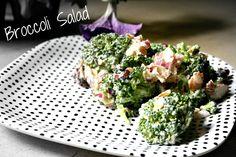 Lightened-up Broccoli Salad Recipe