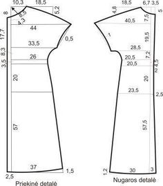 Best Ideas For Sewing Clothes Patterns Costura Dress Sewing Patterns, Sewing Patterns Free, Free Sewing, Clothing Patterns, Bag Patterns, Skirt Patterns, Blouse Patterns, Sewing Hacks, Sewing Tutorials