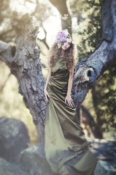 Elfin Forest by Emily Soto, via Behance