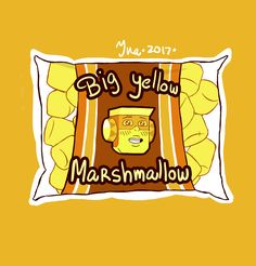 My Big Yellow Marshmellow like Topaz  Steven Universe Topaz fusion of love