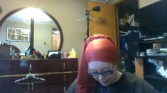 The Girl with the Pearl Earring Tichel Tutorial