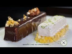 Chocolate Mousse Crunch Bars – Bruno Albouze – THE REAL DEAL - YouTube