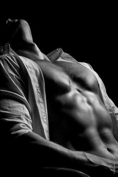 Beautiful colorful pictures and Gifs: Touch of color-Sexy men-Hombres sexies Deep Books, Hommes Sexy, Christian Grey, Fifty Shades, White Photography, Photography Shirt, Erotic Photography, Color Photography, Color Splash