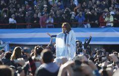Cristina Kirchner presento Unidad Ciudadana, así cómo si nada