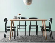 Table de salle à manger Lisabo IKEA