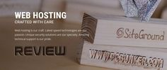 SiteGround Web Hosting Review & Opinion