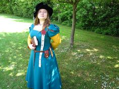 Confessions of a part time law student: Warhammer Imperial costume (http://kathrined.blogspot.dk)