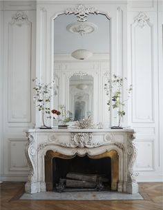 in bloom by ngoc minh ngo French Country Interiors, French Country House, French Country Decorating, French Country Fireplace, French Cottage Decor, French Country Bedrooms, French Country Bathroom Ideas, French Home Decor, French Country Wall Decor