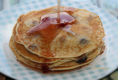 Rum and raisin pancakes - Powered by @ultimaterecipe