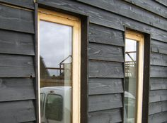 Black Painted Kiln Dried Whitewood Featheredge Cladding http://whymattress.com/lamzac-hangout-reviews/
