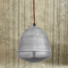 Bulkhead Motorcycle Pendant - 6 Inch - Gunmetal Industrial Lighting, Industrial Style, Cascade Lights, Wall Lights, Ceiling Lights, Wall Mounted Light, Patina Finish, Ceiling Rose, Glass Holders