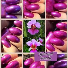 Lilypad Lacquer National Beauty (Beauty So Fly exclusive) SW *will swap for another Lilypad exclusive*