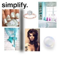 """Simple things :)"" by elementgirls ❤ liked on Polyvore"