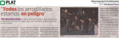 FOX Networks Group: Sétima temporada de The Walking Dead en el diario La República de Perú (22/10/16)