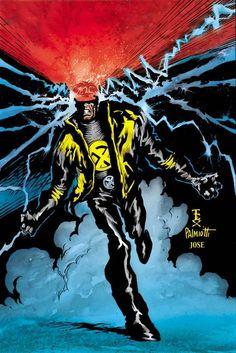 Cyclops •Mark Texeira, Jimmy Palmiotti (from Cyclops #1)