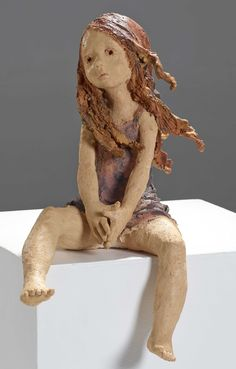 Galerie Maznel. Jurga sculpteur. Bronze