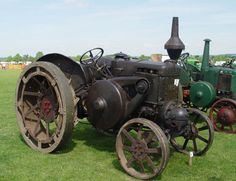 Lanz tractor