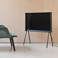 """Bouroullec Brothers' Serif TV For Samsung """"does Not Belong To The World Of Technology"""" - http://decor10blog.com/decorating-ideas/bouroullec-brothers-serif-tv-for-samsung-does-not-belong-to-the-world-of-technology.html"""