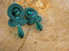 Ridgways / Simple Emerald...soutache