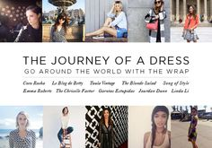 The iconic Diane von Furstenberg wrap dress celebrates its anniversary in 2014 in an international way with 10 fashion icons, including Coco Rocha and Emma Roberts, who take the wrap dress around the world and give it their own spin. Linda Li, Jourdan Dunn, Song Of Style, Emma Roberts, 40th Anniversary, Fashion Updates, Diane Von Furstenberg, Spin, Style Icons