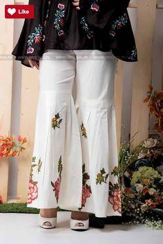 Ethnic EWPBS17524-CRM Trouser 2017 - Original Online Shopping Store #ethnic #ethnic2017 #ethnicembroideredtrouser #trouser #ethnictrouser2017 #womenfashion's #bridal #pakistanibridalwear #brideldresses #womendresses #womenfashion #womenclothes #ladiesfashion #indianfashion #ladiesclothes #fashion #style #fashion2017 #style2017 #pakistanifashion #pakistanfashion #pakistan Whatsapp: 00923452355358 Website: www.original.pk