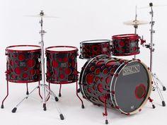 spaun drums finishes - Recherche Google