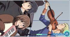 // Genero: Comedia Drama Musica Romance Slice of Life.  // Director: Kenichi Kasai y Chiaki Kon // Estudio: J.C.Staff// N de Episodios: 45 (3temp)  4 especiales // Año:2007-2010  // Sinopsis //  Shinichi Chiaki es uno de los mejores estudiantes de piano de su universidad así como un excelente violinista pero su verdadero sueño es seguir los pasos de su mentor Sebastiano Viera y convertirse en un director de orquesta. Tras una disputa con su tutor de piano Chiaki es transferido a las aulas de…