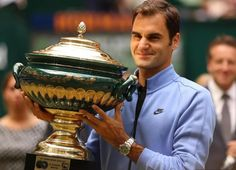 Roger Federer Claims 9th Gerry Weber Open Crown In Halle - Tennis For All