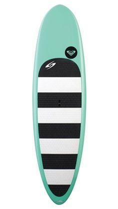 #SUP ROXY Stand Up Paddleboard sold at CAROLINA PADDLEBOARD CO :-)
