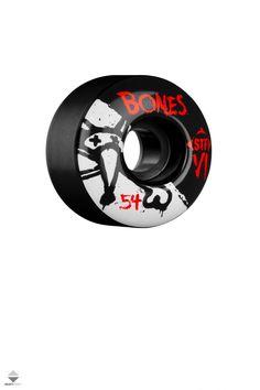 Kółka Bones V1 Series 54mm