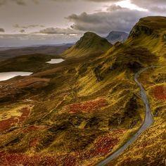 Sur les routes d'Écosse!  #voyagevoyage #destination #écosse #voyage #blogvoyage