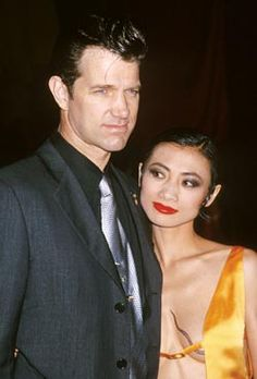 Chris Isaak & Bai Ling